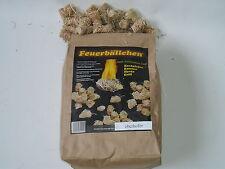 Feuerbällchen 1 Kg  Ofenanzünder Kaminanzünder Holzwolleanzünder   10,95 €/1 kg