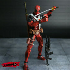 "6"" New Marvel DEADPOOL Universe X-Men Comic Series Action Figure Toy Without box"