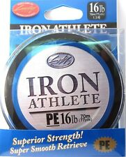 LUCKY CRAFT Iron Athlete PE Braided Line - 16lb 77yds