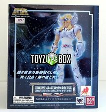 "In STOCK Saint Seiya Myth Bronze Cloth V2 EX ""Cygnus Hyoga"" Action Figure Bandai"