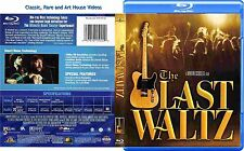 The Last Waltz ~ New Blu-ray 2009 ~ The Band_Classic Rock_Martin Scorsese (1978)
