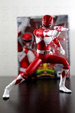 RED RANGER Bandai SH Figuarts Mighty Morphin Power Rangers Bandai MMPR COMPLETE