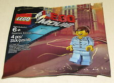 LEGO PAJAMAS EMMET FROM THE LEGO MOVIE POLYBAG SEALED SET 5002045