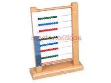 New Montessori Large Bead Frame