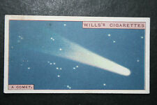 COMET      Original  1920's Vintage Illustrated Card