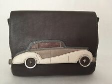 Rare Marc Jacobs Collection Rolls Royce clutch Retail $1,095 CYBER MONDAY SALE!