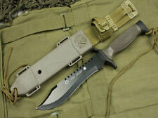 Jungle King survival military camping Hunting Tactical Knife cuchillo cuchillos de caza.