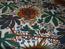 JOSEF FRANK HEAVY LINEN UPHOLSTERY FABRIC ARELIA RARE IMPORTED FROM STOCKHOLM