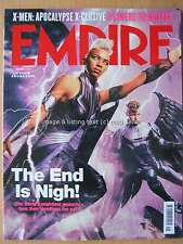 Empire May 2016 Cover 1 of 9 Storm Archangel X-Men Apocalypse Taron Egerton
