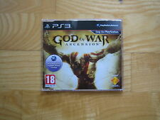 "JEUX PS3 "" GOD OF WAR ASCENSION """