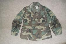Military BDU Small Short Field Jacket Camouflage US Army USAF US Navy MenBoys174