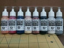 Vallejo 70-111F – Civil War Figures Paint Set