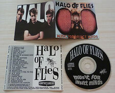 CD (NO BOX BOITIER) HALO OF FLIES MUSIC FOR INSECT MINDS 26 TITRES 1991