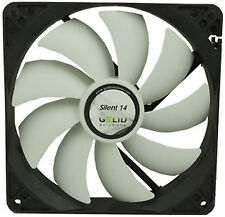 Gelid Solutions Silent 14 140mm Case Fan 1000 Rpm, 64 Cfm, 21,0 dBA (fn-sx14-10)