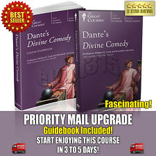 Dante's Divine Comedy DVD New Sealed Great Courses Teaching Co