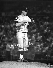 DENNY McCLAIN Photo Detroit Tigers in action (c) 1968 World Series CY