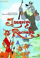 Isegrim & Reineke nach Goethe ( Kinder-Zeichentrickfilm / Kinderfilm ) DVD NEU