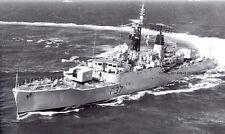 ROYAL NAVY LEOPARD CLASS TYPE 41 FRIGATE HMS JAGUAR