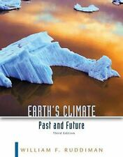 Earth's Climate : Past and Future by William F. Ruddiman (2013, Paperback,...