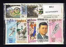 Mali 100 timbres différents