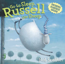 Scotton, Rob Go To Sleep, Russell the Sheep Very Good Book