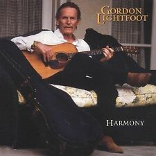 DAMAGED ARTWORK CD Gordon Lightfoot: Harmony
