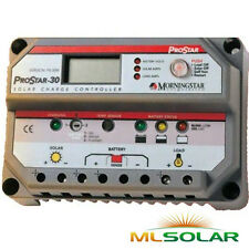 MorningStar ProStar PS-30M Solar Panel Charge Controller 12/24 V