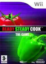 Ready, Steady Cook (Wii), Excellent Condition Nintendo Wii, Nintendo Wii Video G