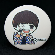 Fashion KPOP GOT7 YuGyeom Q edition style Badge Brooch Chest Pin Souvenir Gift