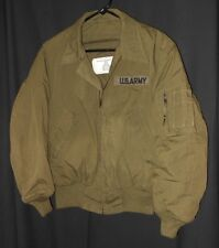 ARMY FLIGHT JACKET COLD WEATHER ARAMID HIGH TEMPERATURE MEDIUM REGULAR