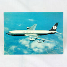 Sabena - Boeing 707 - Aircraft Postcard - Top Quality