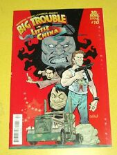 BIG TROUBLE IN LITTLE CHINA #10 BOOM STUDIOS COMICS