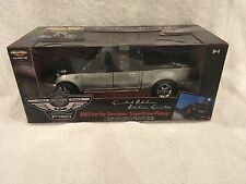 100th ANNV LIMITED EDITION ERTL 2003 HARLEY DAVIDSON SUPER CREW F150 PICKUP 1:18