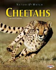 Cheetahs (Nature Watch)-ExLibrary