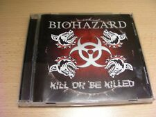 "CD Biohazard ""Kill or be killed"" (2003)"