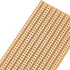 Universal PCB Strip Grid HP 1.6mm Thick 5.08mm Stripboard Veroboard