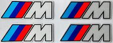 X4 BMW M 2D Aufkleber Sticker 1M 2M M3 M5 M6 E24 E30 E36 E39 E46 E59 E90 *NEU*