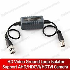 Qty2pcs, BNC Video Ground loop Isolator Noise Filter