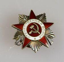 Original Orden 1KL.Silber/Gold Vaterländischer Krieg Vaterländischen Krieges