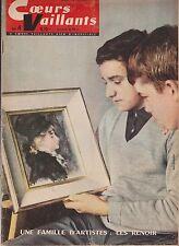 COEURS VAILLANTS n°4 de 1963. Bel état