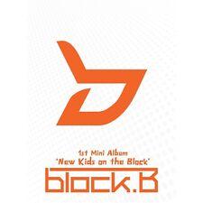K-Pop Block B - New Kids On The Block (1st Mini Album) (BLOB01MN)
