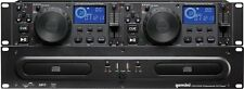 Gemini CDX-2250i Rackmount Dual CD Player w/ USB - New