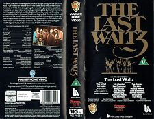(VHS) The Last Waltz - The Band, Eric Clapton, Bob Dylan, Neil Young, Dr. John
