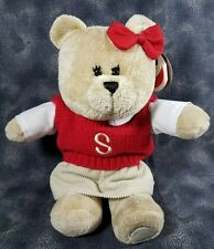 Starbucks Bearista Bear Collection 34th Edition Back to School Plush