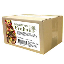 Mixed Dried Fruits 1.8kg , Natural healthy snacks, antioxidants , fruit  Tea