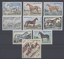 MONACO - 1970 - Cavalli di razza