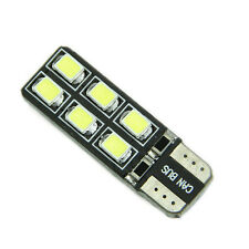 Best Car LED Light Error Free CANBUS T10 2W W5W 194 168 2825 2821 12-SMD 2016 HP