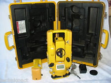 "TOPCON GTS-3 5"" TOTAL STATION FOR SURVEYING AND CONSTRUCTION 1 MONTH WARRANTY"