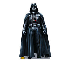 DARTH VADER Star Wars Lifesize CARDBOARD CUTOUT Standup Standee Poster FREE SHIP