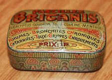ancienne boite pastilles britanis